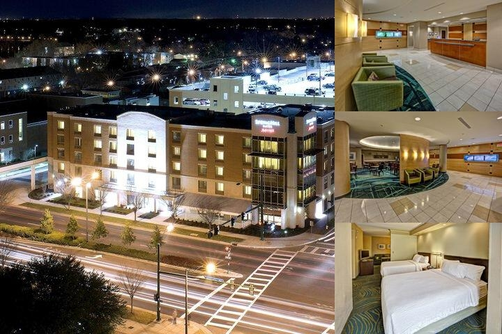 Springhill Suites by Marriott Norfolk Odu photo collage