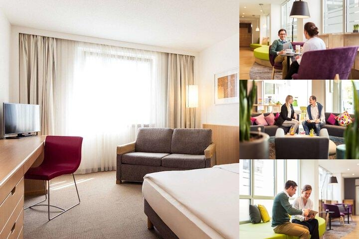Novotel Düsseldorf City West photo collage
