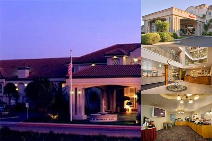 Ramada Inn Morgan Hill photo collage