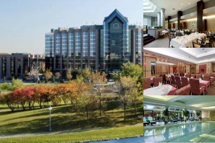 Hilton Suites Toronto / Markham Conf. Centre & Spa photo collage