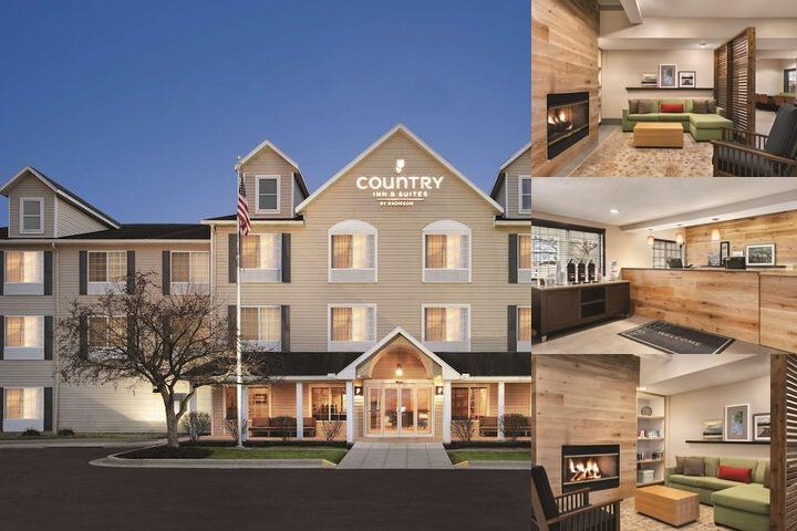 Country Inn Suites Springfield Oh Springfield Oh 1751 West 1st 45504