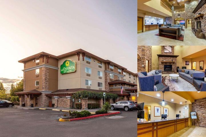 La Quinta Inn & Suites Vancouver photo collage