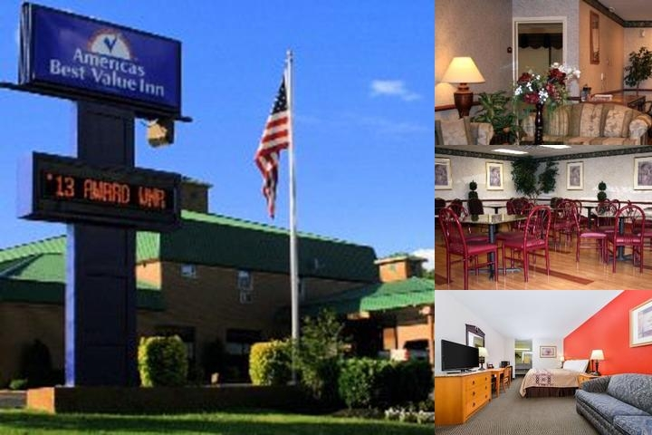 Americas Best Value Inn Nashville North photo collage