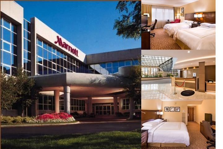 Marriott Melville Long Island photo collage