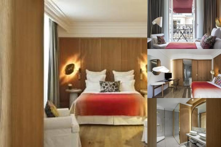 Hotel Vernet photo collage
