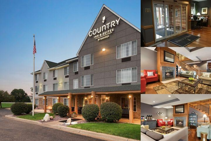 Shakopee Country Inns & Suites photo collage
