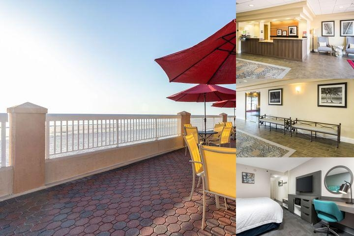Hampton Inn Daytona Shores Oceanfront photo collage