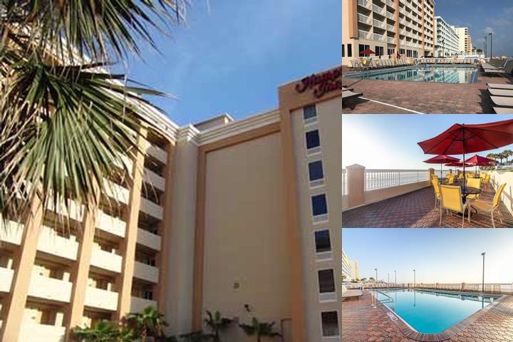 Hampton Inn Daytona Ss Oceanfront Photo Collage