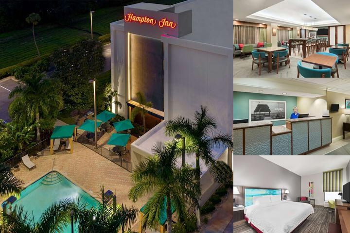 Hampton Inn Ellenton photo collage