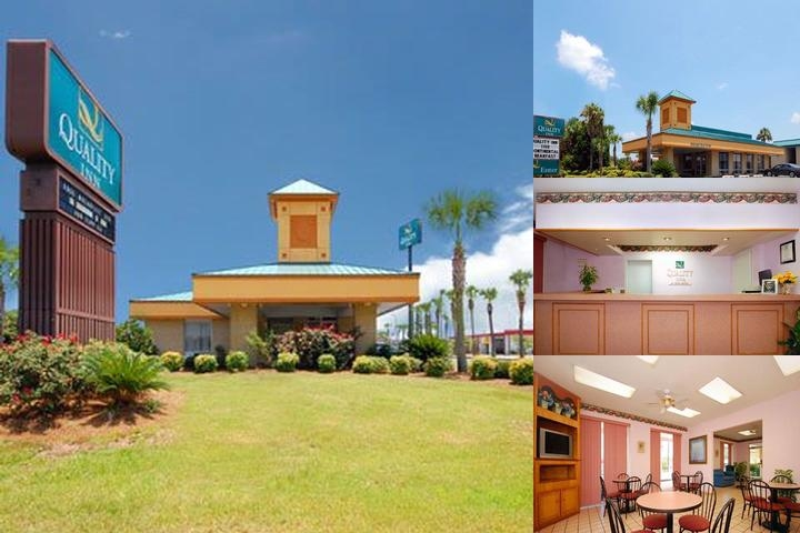 Regency Inn Lake Park photo collage