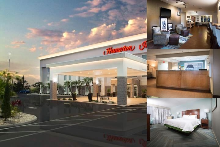 Hampton Inn Port Charlotte / Punta Gorda photo collage
