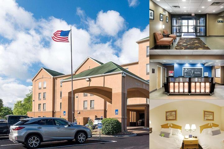 Hampton Inn Ft. Chiswell photo collage