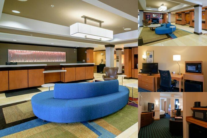Fairfield Inn & Suites Kennett Square Brandywine photo collage