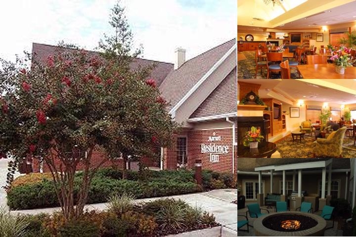 Residence Inn Marriott Jacksonville Airport photo collage