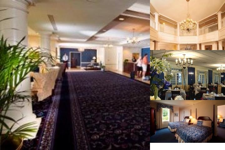 Nittany Lion Inn photo collage