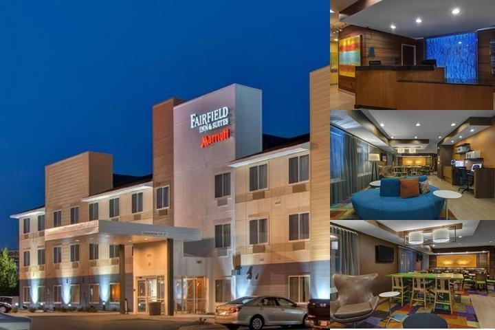 Fairfield Inn & Suites Fort Worth I 30 West Near N photo collage