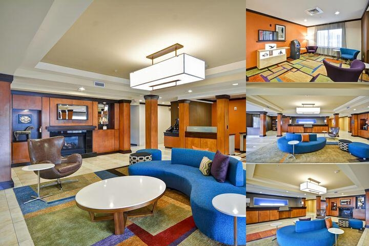 Fairfield Inn & Suites Marriott Tampa Fair / Casin photo collage