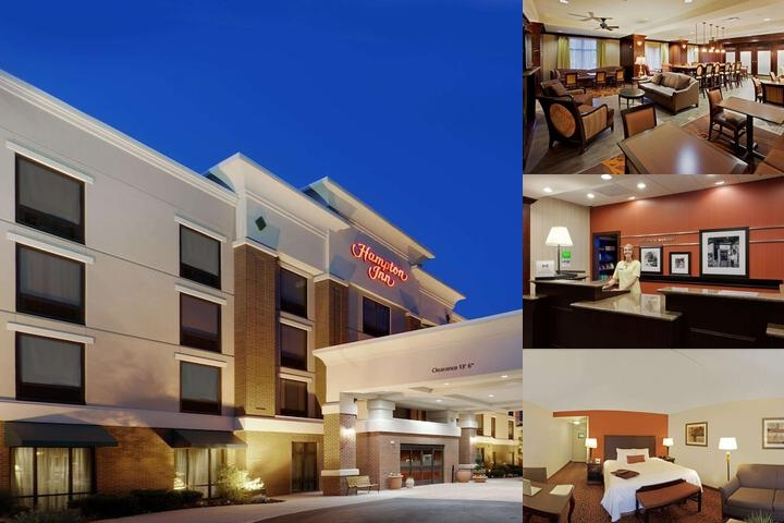 Hampton Inn Webster / Rochester photo collage
