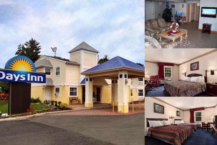 Days Inn Berlin Voorhees photo collage