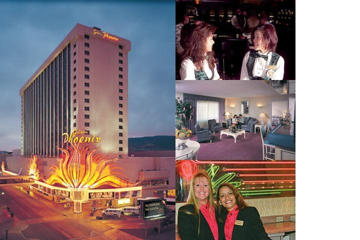 Golden Phoenix Hotel & Casino photo collage