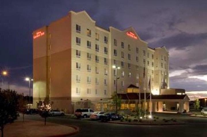 Hilton Garden Inn Albuquerque Uptown photo collage