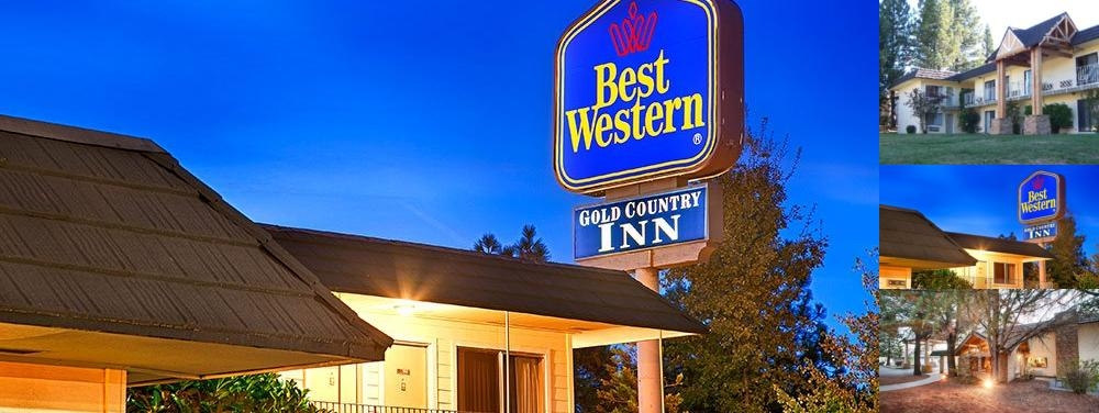 Best Western Gold Country Inn photo collage