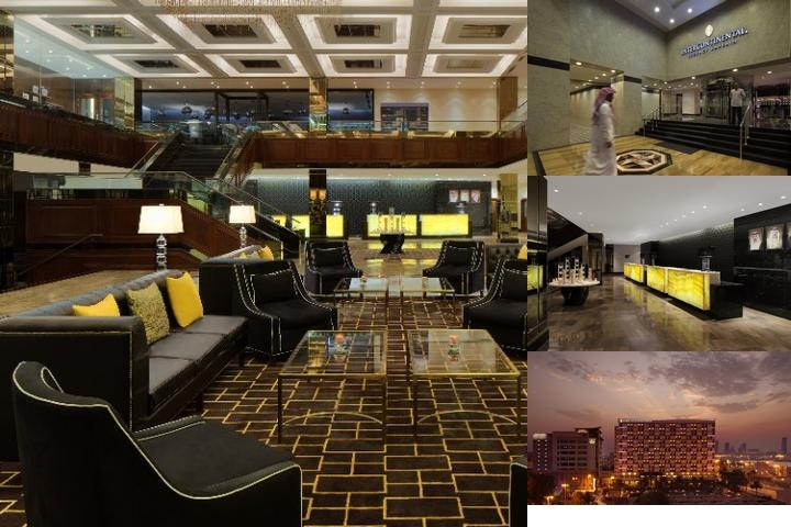 Intercontinental Bahrain photo collage