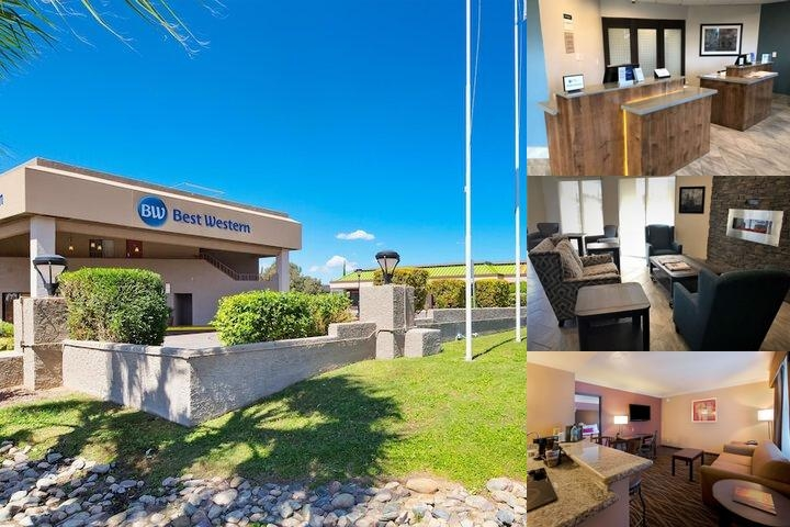 Best Western Innsuites Tucson Foothills Hotel & Suites photo collage