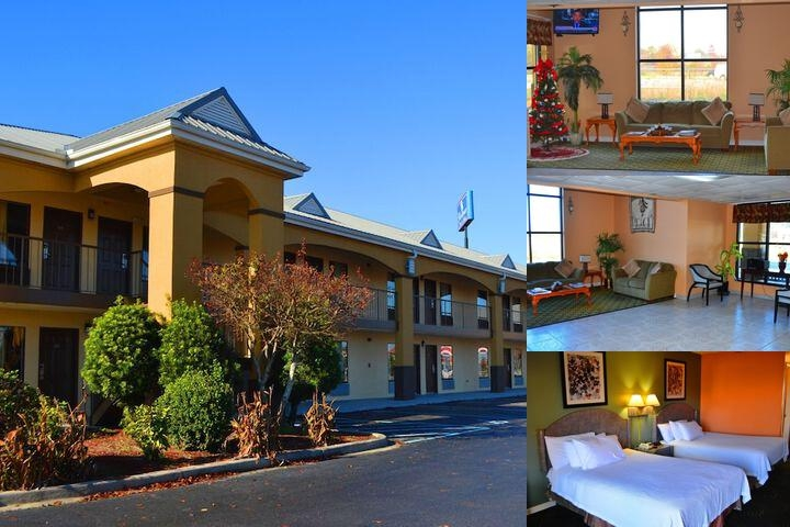 Florence Inn & Suites photo collage