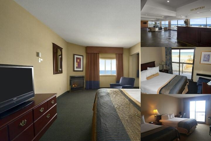 Beacon Harbourside Inn & Suites Conference Centre photo collage
