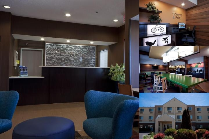 Fairfield Inn by Marriott Chicago / Gurnee photo collage