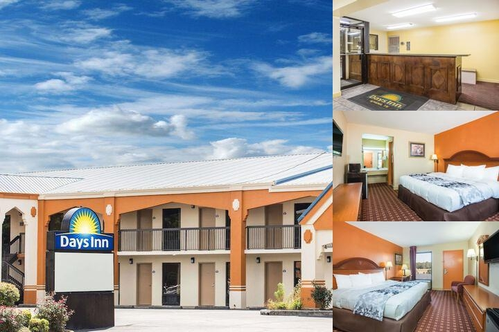 Days Inn Athens photo collage