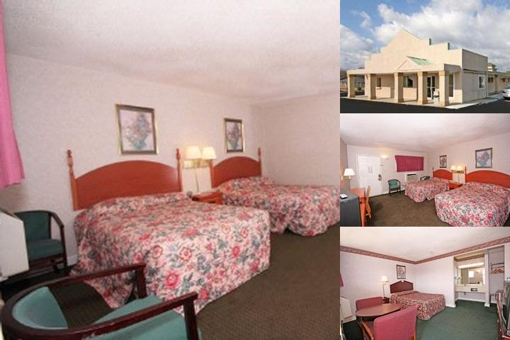 Regency Inn & Suites Greensboro photo collage