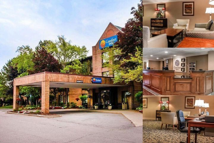 Comfort Inn Livonia photo collage