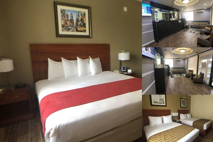 Best Western Jamaica Inn photo collage