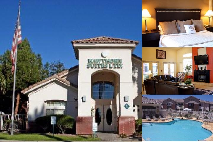 Hawthorn Suites Chandler photo collage