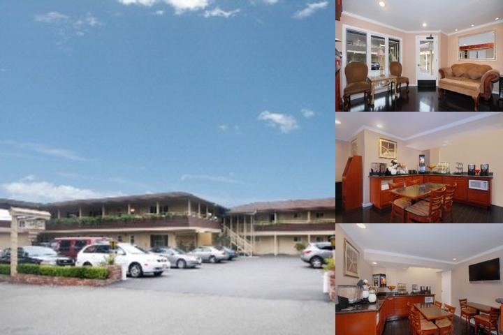 Best Western Carmel's Town House Lodge photo collage