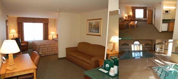 Country Inn & Suites by Carlson Dubuque photo collage