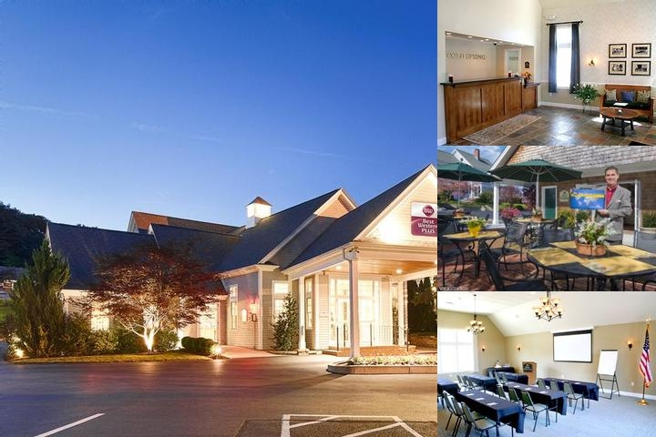 Best Western Plus Cold Spring photo collage