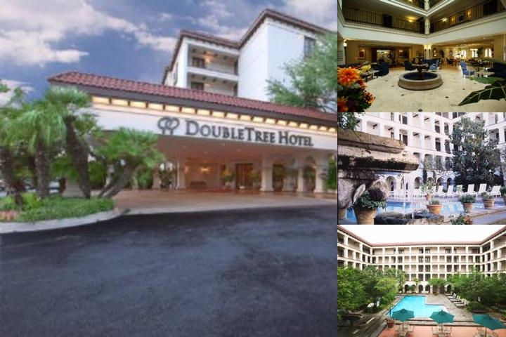 Doubletree Hotel San Antonio Airport photo collage