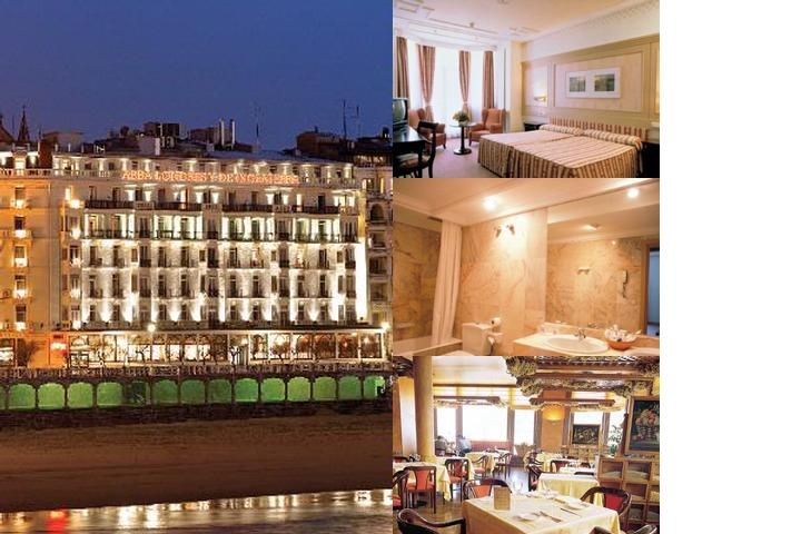Hotel De Londres Y De photo collage