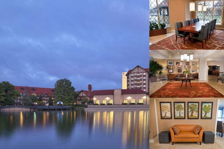 Sheraton Westport Lakeside Chalet photo collage