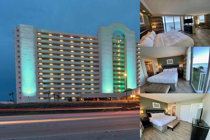 Radisson Suite Hotel Oceanfront Photo Collage
