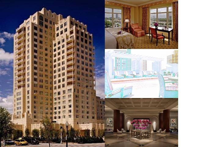 The Ritz Carlton Dallas photo collage
