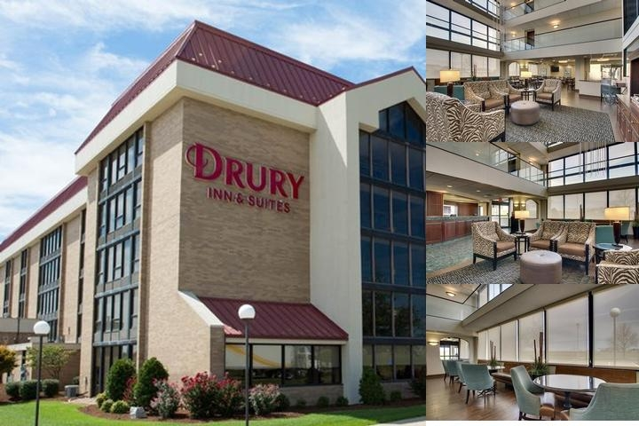 Drury Suites Cape Girardeau photo collage