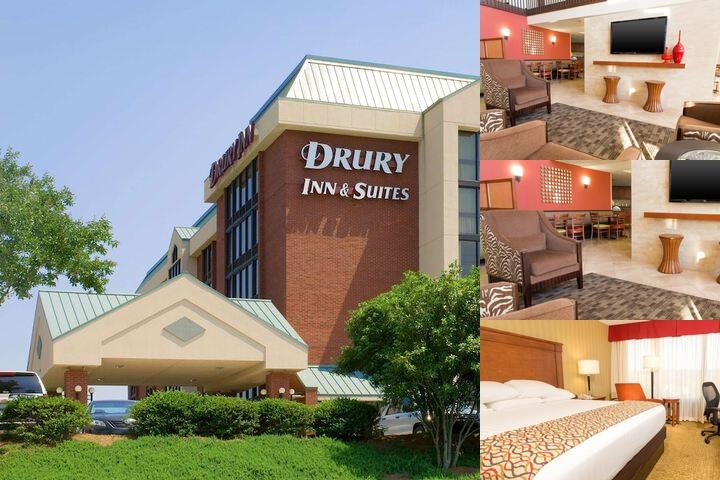 Drury Inn & Suites Atlanta Marietta photo collage