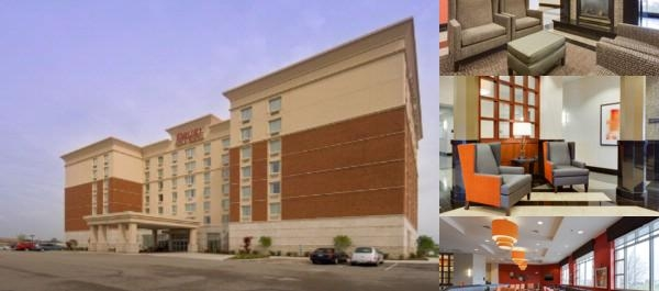 Drury Inn & Suites St. Louis O'fallon Il photo collage