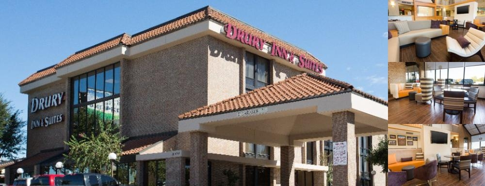 Drury Inn & Suites Austin North photo collage
