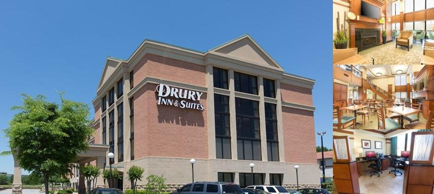 Drury Inn & Suites Birmingham Southwest photo collage