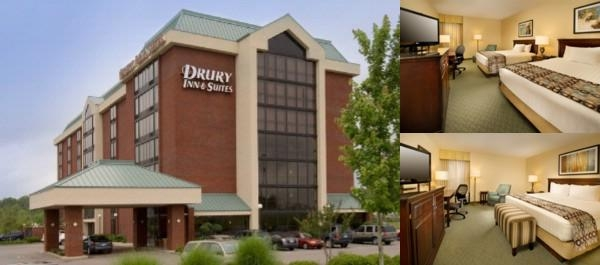 Drury Inn & Suites Jackson Ridgeland photo collage